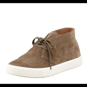 Vince | Chelsea Suede Lace-Up Sneakers | 6
